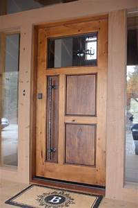 Exterior Doors - Eclectic - Entry - other metro - by