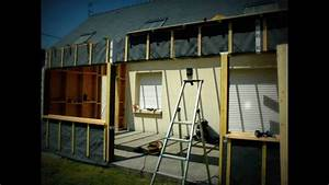 Construire Une Extension En Bois Soi Même : extension bois youtube ~ Premium-room.com Idées de Décoration