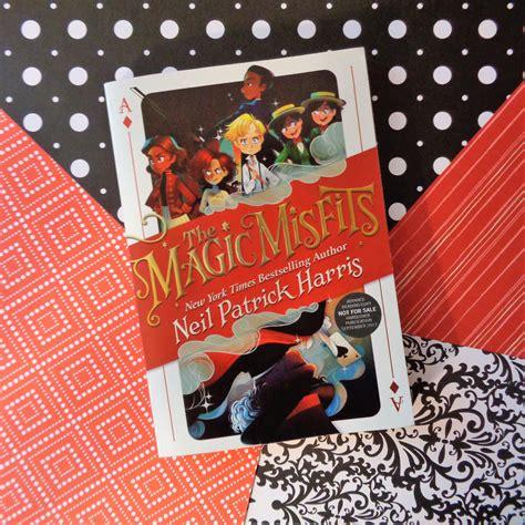 The Magic Misfits By Neil Patrick Harris Arc Review