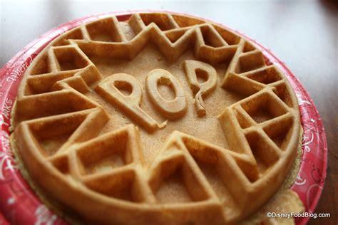 disney cuisine review pop century food court breakfast the disney food