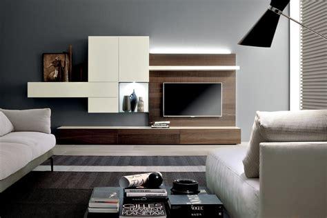 pareti attrezzate per soggiorno parete attrezzata per soggiorno con led idfdesign