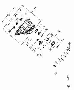 Jeep Grand Cherokee Sensor  Transfer Case Position   Quadra