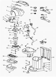 Delonghi Bar32 Parts List And Diagram   Ereplacementparts Com