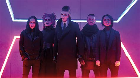 VIDEO: Motionless In White – Eternally Yours