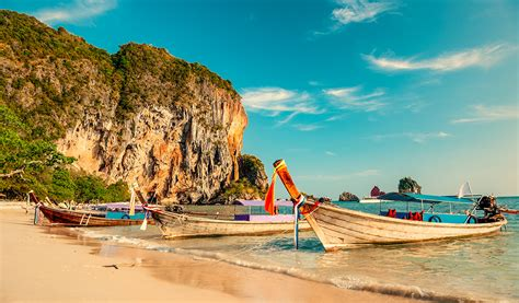 Know when to travel, the best Thailand beaches and food ...