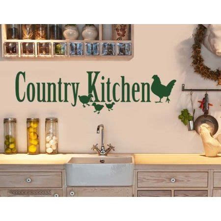 country kitchen wall decal wall decal sticker mural