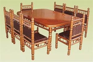 Dining tables designs india for Kitchen furniture vadodara