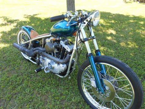 1979 Harley-davidson Haely Davidson Bobber For Sale On