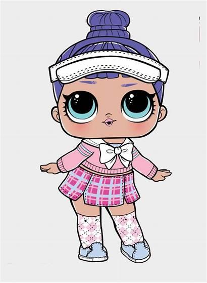 Lol Surprise Doll Clipart Cutie Caddy Dolls