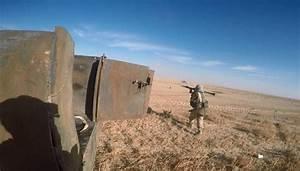 ISIS attacks U.S.-led forces south of Hasaka: activist ...