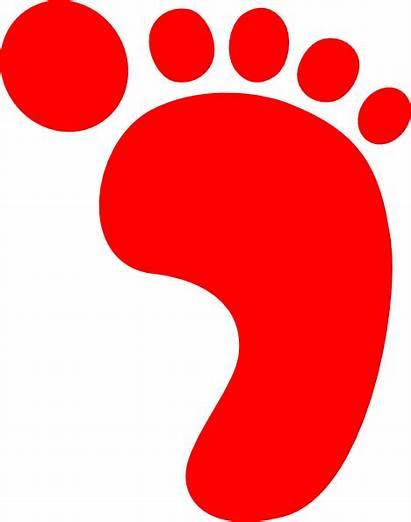 Foot Clip Redfoot Feet Clipart Yanaga Jug