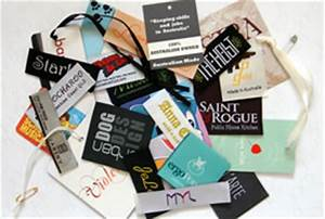 Custom woven clothing garment labels printed ribbons for Clothing labels australia