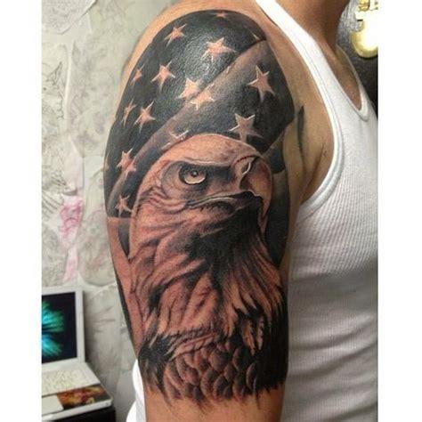 bald eagle tattoos tattoo  sleeves  eagle tattoos  pinterest