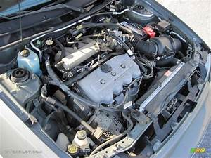 1998 Ford Escort Lx Sedan Engine Photos
