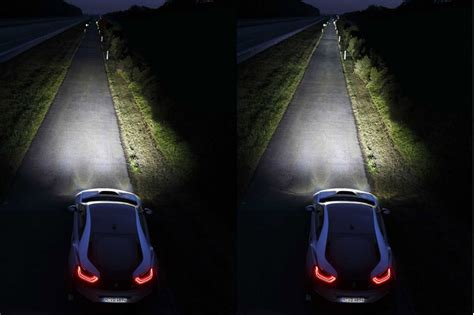 bmw i8 headlights bmw is first with laser lights as the 2015 i8 enters