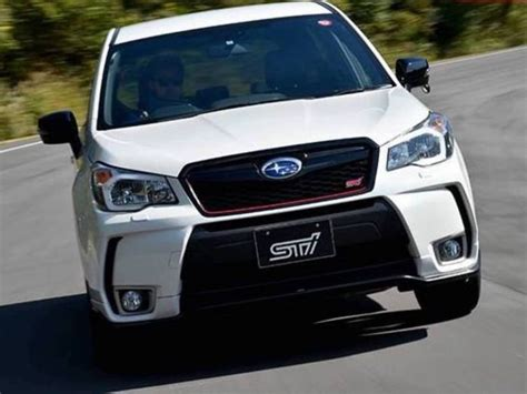 Forester Performance by Chuck The New Subaru Sport Fans Want A Performance