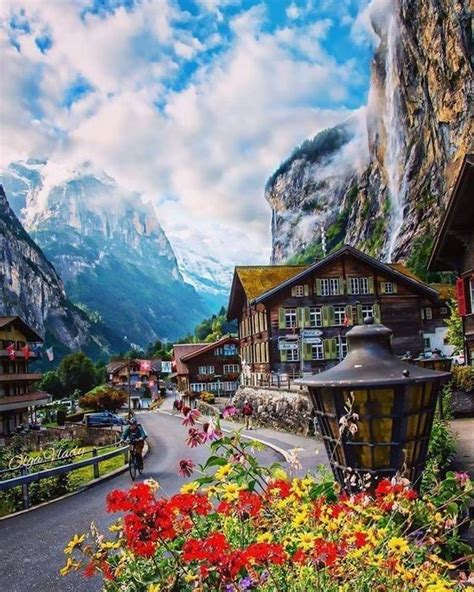 Lauterbrunnen Heaven On Earth Places To Travel