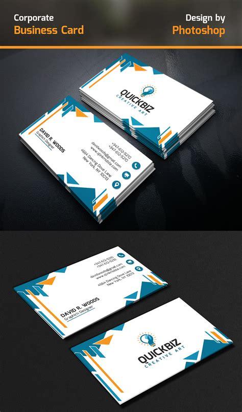 stylish corporate business card   create