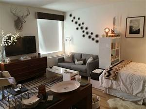 25 best ideas about studio apartment organization on With how to decorate a small studio apartment