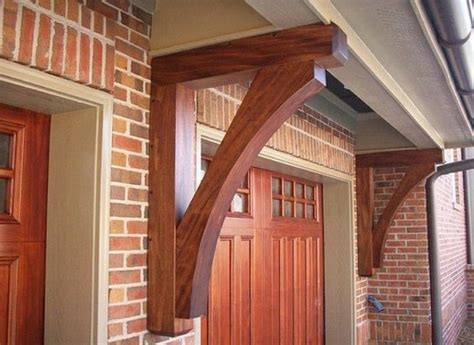 how to make exterior corbels exterior corbels and brackets adding architectural 7278