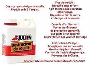 Produit Pour Enlever La Rouille : produit qui enleve la rouille blog prodiclean nettoyage ~ Dode.kayakingforconservation.com Idées de Décoration