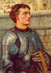 Sir Lancelot And The Cart Legend
