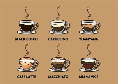Find the perfect coffee illustration stock illustrations from getty images. Coffee Illustration Set - Download Free Vectors, Clipart Graphics & Vector Art