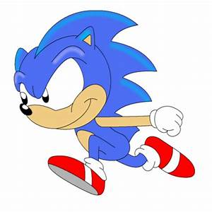 Sonic Running Png images