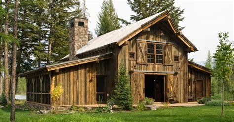 Montana Mountain Retreat  Heritage Restorations