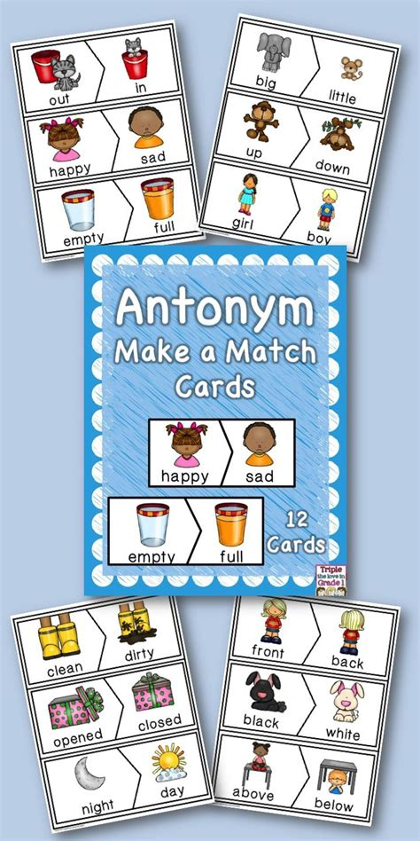 1000 images about kindergarten synonyms and antonyms on 655 | 256a6dd213a3225db9e9208ec86bfd05