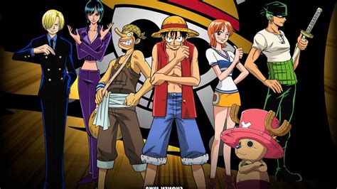 One-Piece-Anime-Hero-Image-free-wallpaper-hd - HD Wallpaper