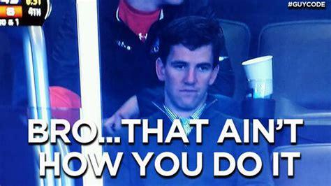 Eli Manning Super Bowl Meme - the 25 funniest broncos super bowl memes total pro sports