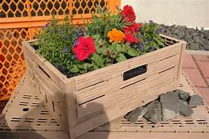 Blumen In Der Box : erstellen sie ihr eigenes hochbeet aus kunststoff aus euroboxen der kunststoffboxen blog ~ Orissabook.com Haus und Dekorationen