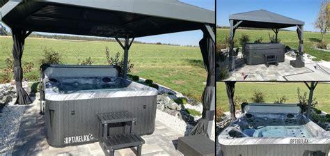 Whirlpool Garten Erfahrung by Optirelax Erfahrungen Whirlpool Kundenbilder Optirelax