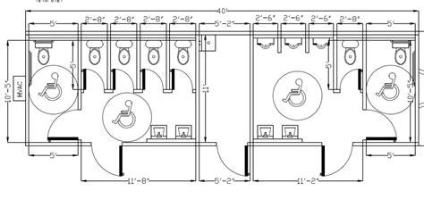 Ada Bathroom Design Commercial Ada Bathroom Layout Car