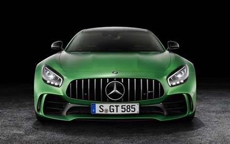 Amg Gtr Wallpaper Hd by 2018 Mercedes Amg Gt R Wallpapers Hd Wallpapers Id 18296