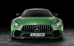 2018, Mercedes, Amg, Gt, R, Wallpapers