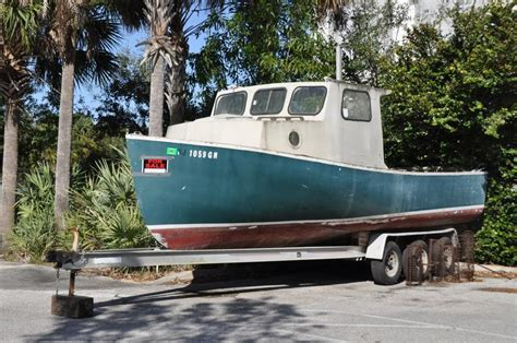 Small Boat Yard For Sale by Lets See Your Lobster Boats Page 9 The Hull