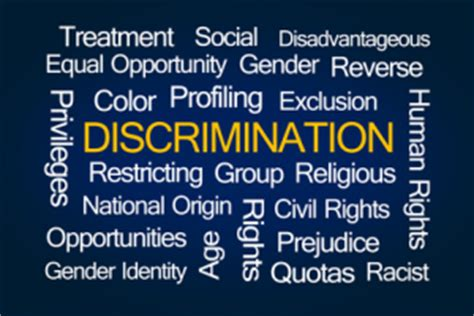 discrimination solicitor    rights paul