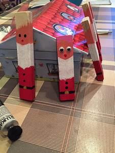 Basteln Holz Weihnachten Kostenlos : basteln f r weihnachten weihnachtsm nner f r 39 s ~ Lizthompson.info Haus und Dekorationen