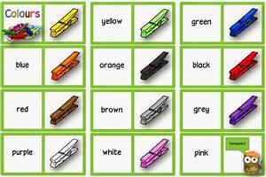 Farben Auf Englisch : ideenreise bungsmaterial zum thema colours gastmaterial ~ Orissabook.com Haus und Dekorationen