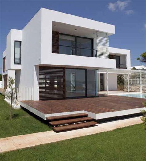 Contemporary Minimalist House Design  Home Conceptor