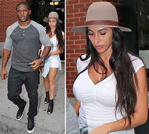 Reggie Bush And His Kim Kardashian Look-Alike Wife Lilit ...