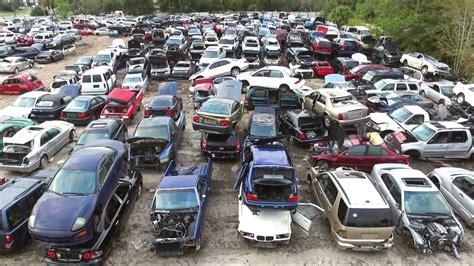orlando junkyard  auto parts fl visual inventory