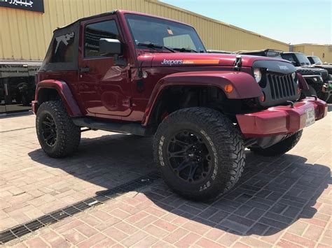 burgundy jeep 2017 dubizzle dubai wrangler jeepers edition jeep wrangler
