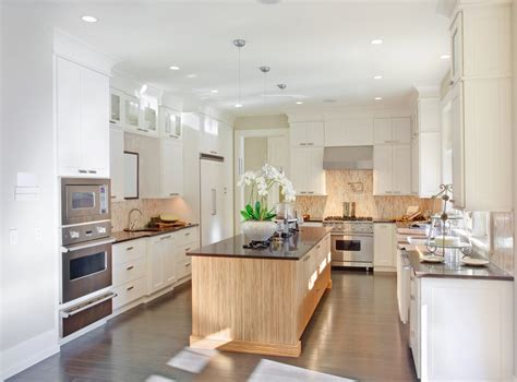 47 Luxury Ushaped Kitchen Designs
