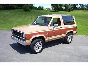1984 Ford Bronco II for Sale | ClassicCars.com | CC-878178