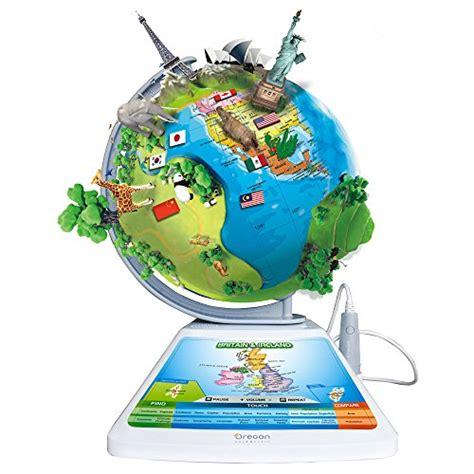 Oregon Scientific Smart Globe Adventure Sg268r