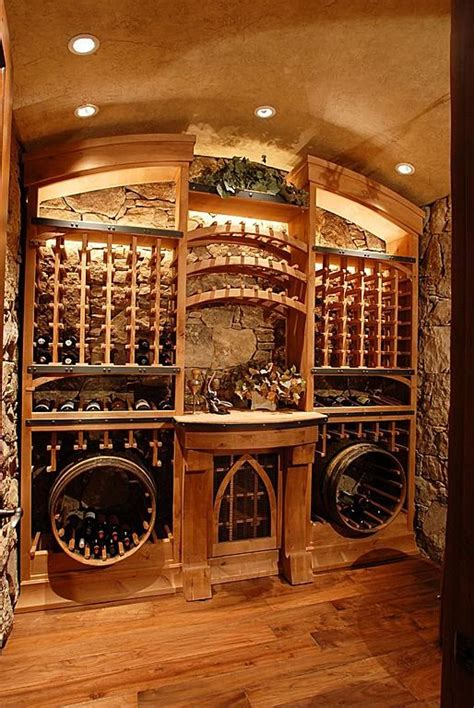 114 Best The Wine Cellar Images On Pinterest  Wine Rooms