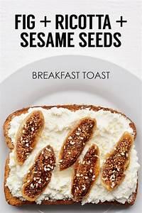 wonderful diy 21 creative breakfast toasts wonderfuldiy